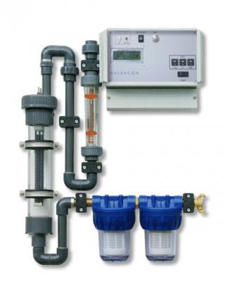 SolarAO Disinfection unit